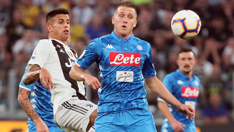 Napoli-Juventus formazioni ufficiali