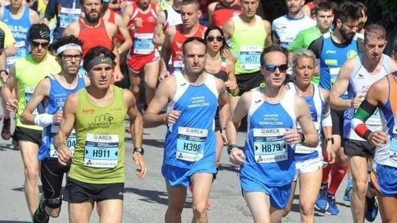 Maratona Trieste, no atleti africani
