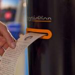 Novità a Londra: nelle stazioni della tube ecco i distributori di racconti brevi