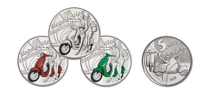 la nuova moneta da 5 euro edizione limitata