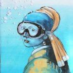 """Originale iniziativa di """"Blub"""" autore di """"Street art"""". Ecco i suoi quadri """"subacquei"""""""