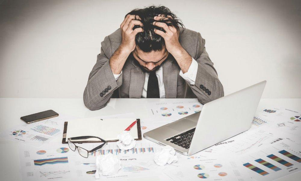 Burn out stress da lavoro