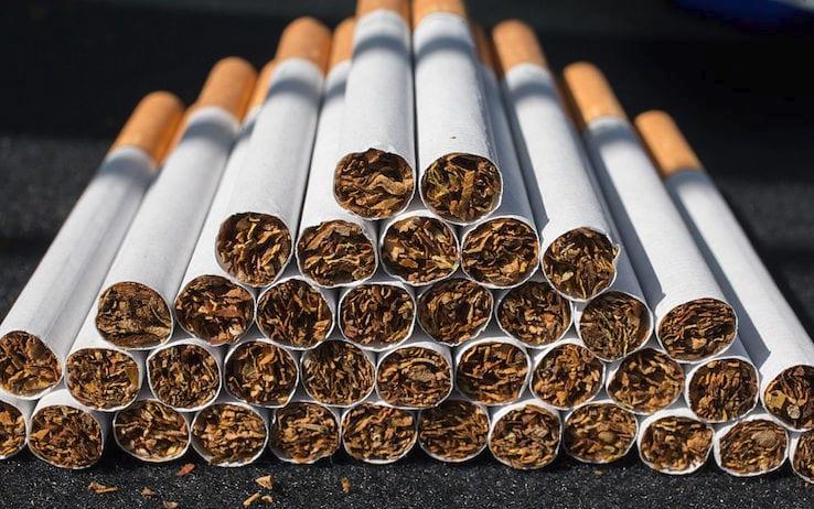 sigarette fumatori oms