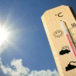 METEO - Da lunedì temperature di nuovo oltre le medie