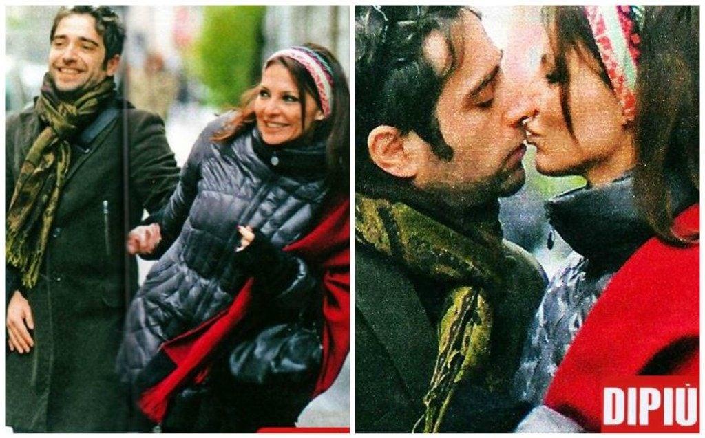 Miriana Trevisan con l'ex fidanzato Giulio Cavalli, dal settimanale Dipiù